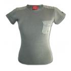 Sandstone Kyra Top női póló (olive)