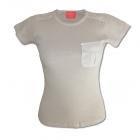 Sandstone Kyra Top női póló (Világosbarna)