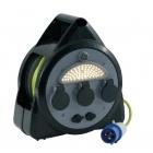 Outwell 3way Roller Kit kemping hálózati elosztó LED világítással