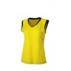 James & Nicholson Running női technikai ujjatlan póló