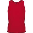 ProAct férfi ujjatlan technikai póló (red)