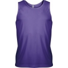 ProAct férfi ujjatlan technikai póló (violet (2745C))