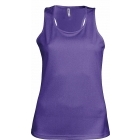 ProAct női ujjatlan technikai póló (violet (2745C))