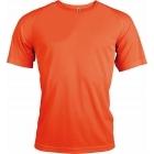 ProAct férfi technikai póló (fluorescent orange)