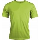 ProAct férfi technikai póló (lime)