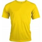 ProAct férfi technikai póló (true yellow)