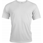 ProAct férfi technikai póló (white)