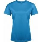 ProAct női technikai póló (aqua blue)