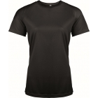 ProAct női technikai póló (black)