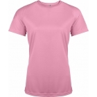 ProAct női technikai póló (dark pink)