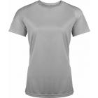 ProAct női technikai póló (fine grey)