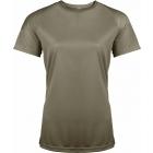 ProAct női technikai póló (olive)