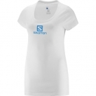Salomon SS Logo TEE női rövid ujjú póló