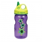 Nalgene Everyday Grip-n-Gulp gyerek italtartó palack (purple w/sea turtles)
