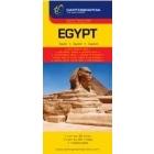 Cartographia Egyiptom autóstérkép