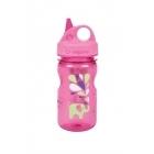 Nalgene Everyday Grip-n-Gulp gyerek italtartó palack (pink Elephant)