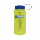 Nalgene Everyday nagynyílású 0,5 l-es italtartó palack (tritan/safety yellow)
