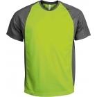 Proact  Bicolour férfi technikai póló