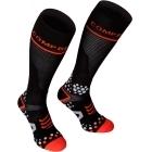 Compressport Full Socks V2 black 3M kompressziós térdzokni