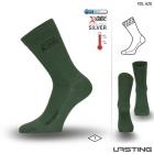 Lasting XOL nyári túrazokni (zöld)